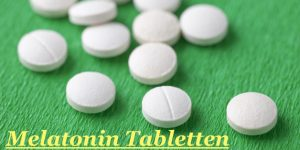 Melatonin Tabletten (1, 3 & 5mg)