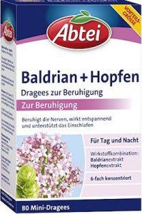 Baldrian Tabletten