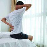 Ursachen für Rückenschmerzen nach Aufstehen